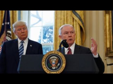 Trump continues attack on AG Jeff Sessions in new tweets