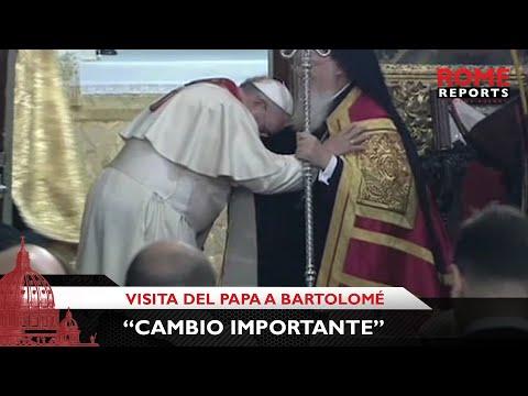 """Para los ortodoxos, la visita del Papa a Bartolomé supuso un """"cambio importante"""""""