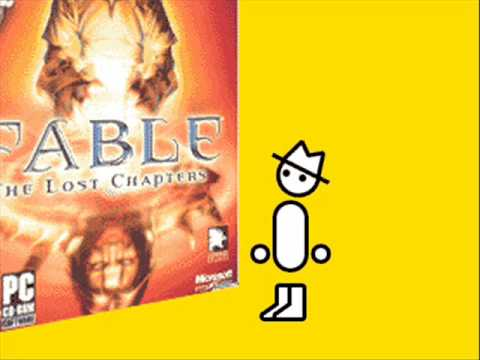 Fable: The Lost Chapters (Fullyramblomatic review)