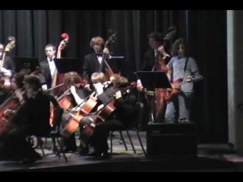 Glendale High School Orchestra - Stairway To Heaven