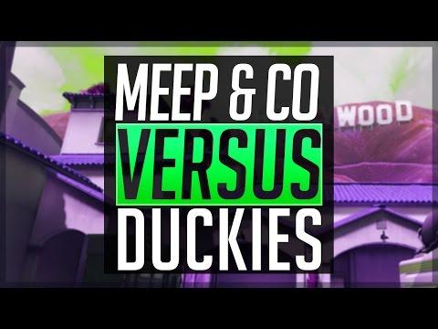 Hawk Squad Open CRAZY Game! (Meep vs. Duckies)