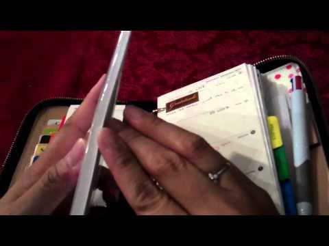 Kate Spade Wellesley as a Wallet and Planner November 2013