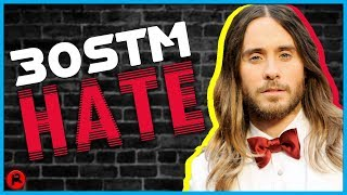 Download Lagu 6 Reasons Why People HATE 30 Seconds To Mars Gratis STAFABAND