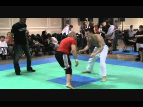 ISWA 2012 Catch Wrestling Open Tournament.wmv