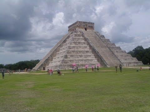 Full Video Tour of Chichen Itza - Yucatan, Mexico