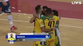 Gol de Daniel Giasson contra Zaragoza Temp 17 18
