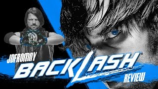 WWE Backlash 2016 9/11/16 Review & Results