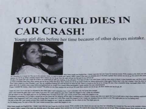 Music Video With Car Crash Simple Plan