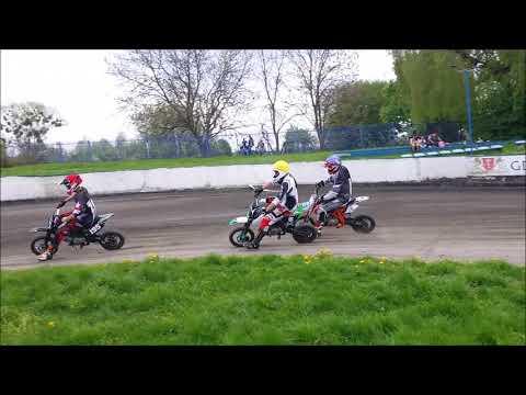 PIT BIKE Speedway - Szkoła Mini żużel Gdańsk.