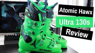 Atomic Hawx Ultra 130s Review 2018/2019