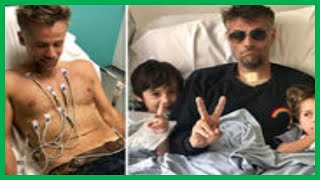 Richard Bacon Twitter: BBC favourite gets major health news after coma and 'nearly dying'