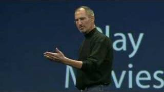 Macworld San Francisco 2008-The MacBook Air Intro (Pt. 2)