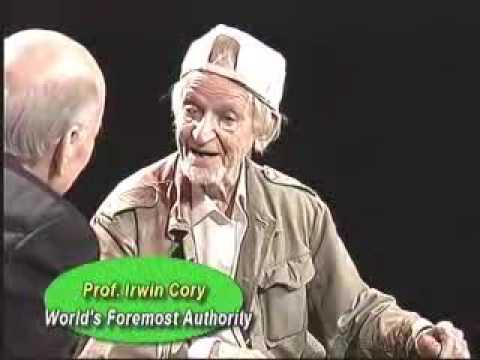 Prof. Irwin Corey 05-27-09