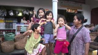 Cambodian New Market in Siem Reap.mov