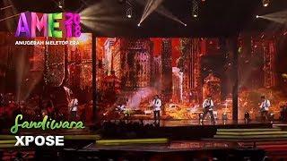 Download Lagu #AME2018   XPOSE   Sandiwara   Anugerah MeleTOP ERA 2018 Gratis STAFABAND