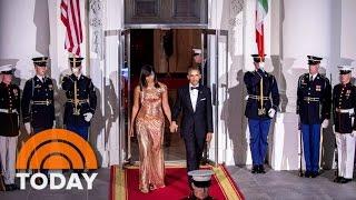 Inside President Barack Obama's Final State Dinner | TODAY