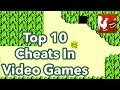 Countdown - Top 10 Cheats In Video Games