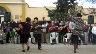 Encuentro de cuadrillas de Aguaderas: Malagueña de la Cuadrilla de la Zarzadilla de Totana