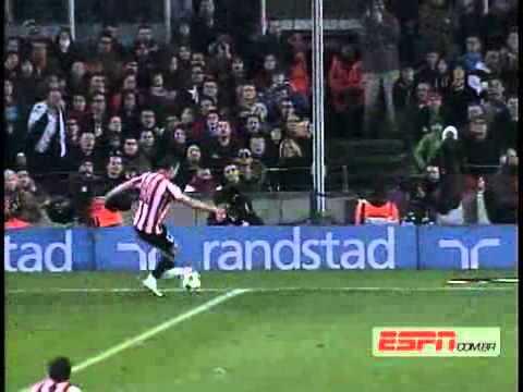 FC Barcelona vs Athletic Bilbao [2-1] (Campeonato Espanhol) - 20/02/2011