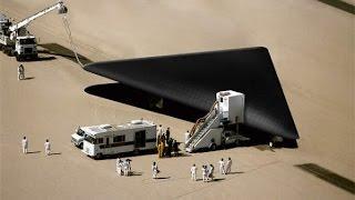 TR 3B: El Secreto Mejor Guardado de la Fuerza Aérea de los EE.UU