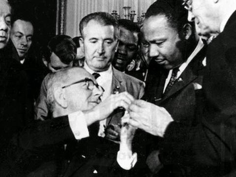 Civil Rights Act of 1964: Landmark legislation's 50th anniversary