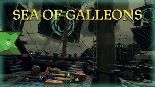 Sea of Thieves: Sea of Galleons [War of the Loot]