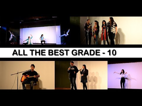 ALL THE BEST GRADE - 10 ! ( SNS )