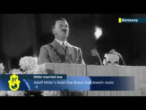 Jewish ancestry of Hitler's wife Eva Braun: UK TV channel makes Jewish DNA claims
