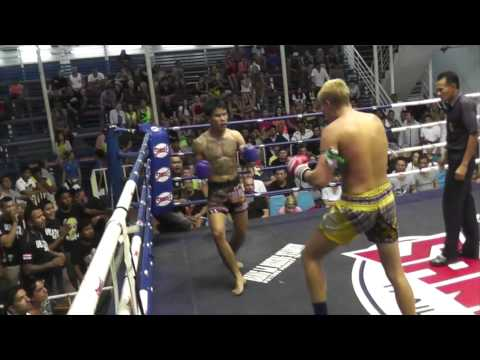 Alex Doyle Sumalee VS Jacky Dragon Muay Thai, Bangla Boxing