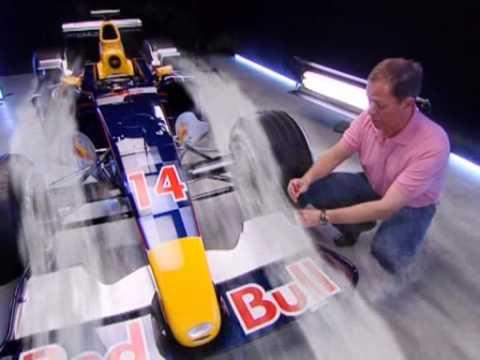 Formula 1 Aerodynamics With Martin Brundle Youtube