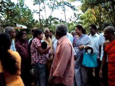 Geetha Kumarasinghe And Naveen Hewawasam video