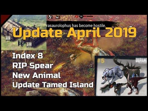 Buka Server Baru 2019 RIP Spear?? - Durango Wild Lands