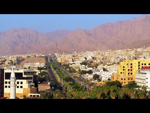 Aqaba City, Jordan in HD