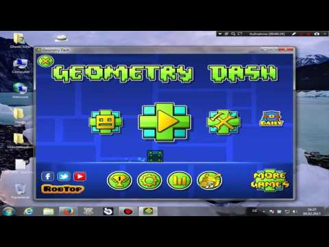 Geometry Dash 2.1/2.12 Icon Hack [Cracked Ver.] V2.0