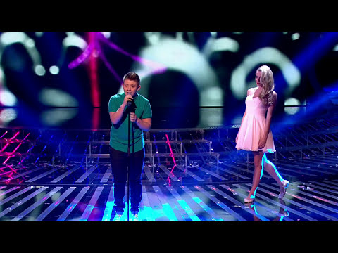 Nicholas McDonald sings She's The One by Robbie Williams - Live Week 2 - The X Factor 2013
