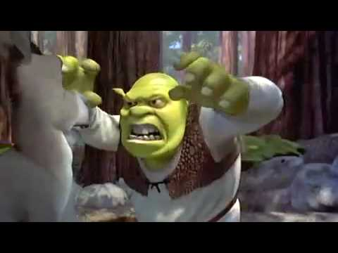 Shrek Official Movie Trailer 1 (2001)