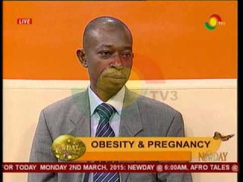 NewDay -Discussing Obesity & Pregnancy - 2/3/2015