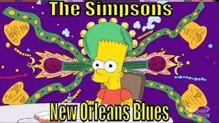 The Simpsons Bart S 29 E 17 New Orleans Blues Lisa My Video