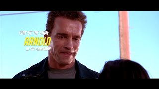 Overwatch: Arnold Play of the Game Parody