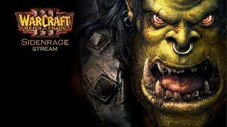 Warcraft III: Reign of Chaos. Финал кампании нежити + Начало кампании орды. Тралл.