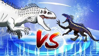 Dinosaurs Battle | Indominus Rex VS Indoraptor