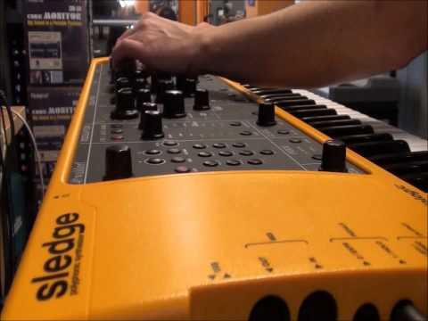 StudioLogic Sledge - Demo Sound