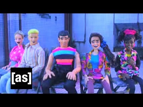 Jigsaw captures the kids of Bayside High, who prove more than willing to torture Screech. SUBSCRIBE: http://bit.ly/AdultSwimSubscribe About Robot Chicken: Robot Chicken is Adult Swim's long-runni...