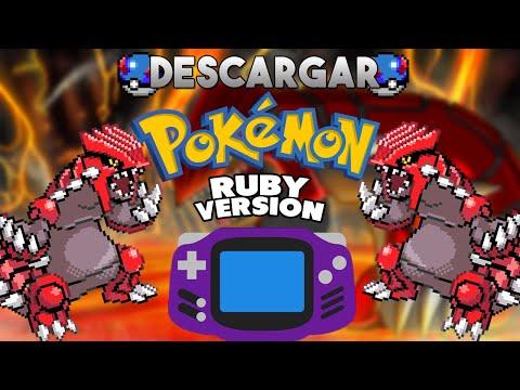 Descargar | Pokémon Rubi Full Español + Emulador |
