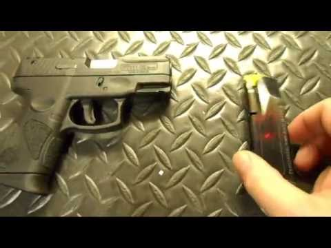 Taurus Millennium G2 - Review and Range Test