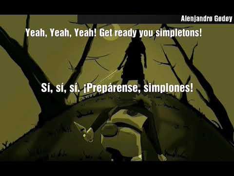 Naruto Shippuden - Ending 18 lyrics/letra completo