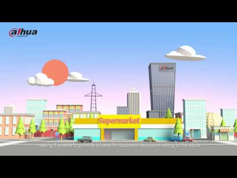 Smart Retail Solution - Dahua