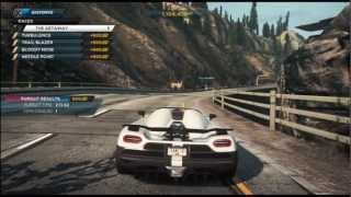 "Need For Speed: Most Wanted (2012) Part 33 ""Koenigsegg Agera R 2013 Events"""