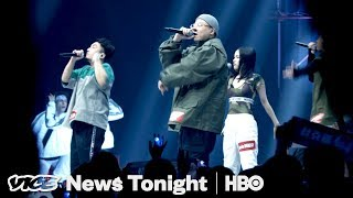 """Download Lagu China's Hip-Hop Answer To """"American Idol"""" Is Huge — Even Though Rap Was Banned In China (HBO) Gratis STAFABAND"""