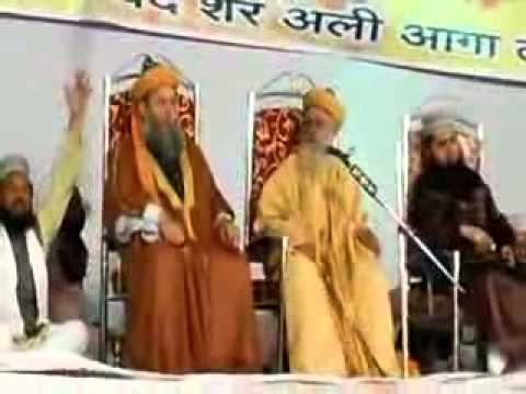 Syed Hashmi Miyan With Qaid E Milat Syed Mahmood Miyan 2014. 1 2 video